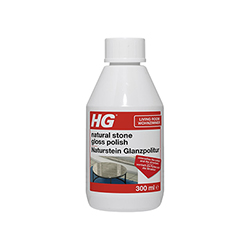 HG 44 Natural Stone Gloss Polish (marble polish)