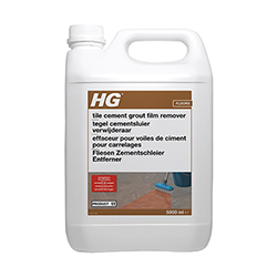 HG cement grout film remover (5 ltr) (extra)