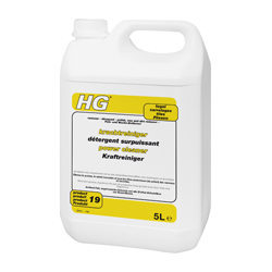 HG Polish, Wax and Dirt Remover (5 ltr)