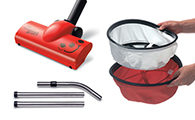 Numatic Canister Vacuum Accessories