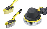 Karcher Brushes and Sponges