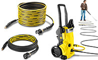Karcher Extension Hoses
