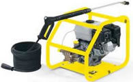 Commercial Pressure Washer Machines