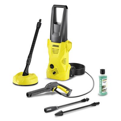 Karcher K2 Home Pressure Washer Bundle Small Domestic