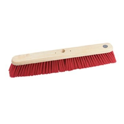 Hill Brush Industrial Medium Pvc Platform Broom 610mm