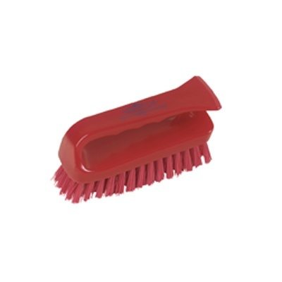 St8 Grippy Scrubbing Brush Red Brushes Cleanstore