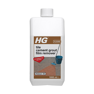 HG 11 Cement grout film remover (1 ltr) Extra