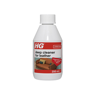 HG Deep Cleaner for Leather