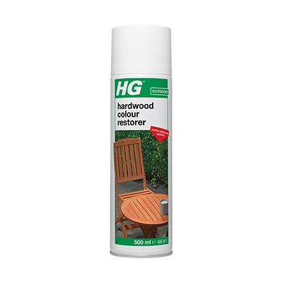 HG Hardwood Garden Furniture Restorer