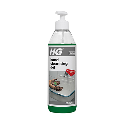HG Hand Cleansing Gel