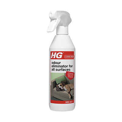 HG Eliminator of all Unpleasant Smells at Source