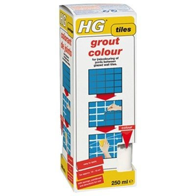 HG Grout Colour - White