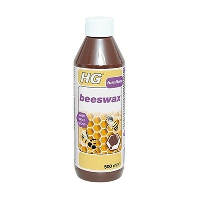 HG bees wax - Brown