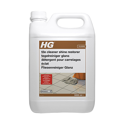 HG 17 Shine Restoring Cleaner (5 ltr)