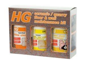 Hg Ceramic And Quarry Tile Maintenance Kit Tiles And