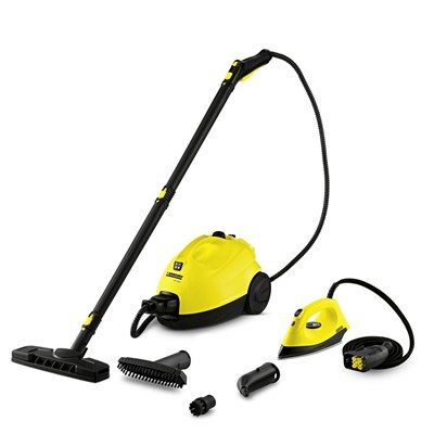Karcher sc1030 steamer with steam iron karcher steamers for Karcher pulitore a vapore sc 5