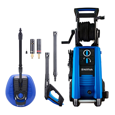 Nilfisk P150.2-10 X-tra Pressure Washer & Patio Plus