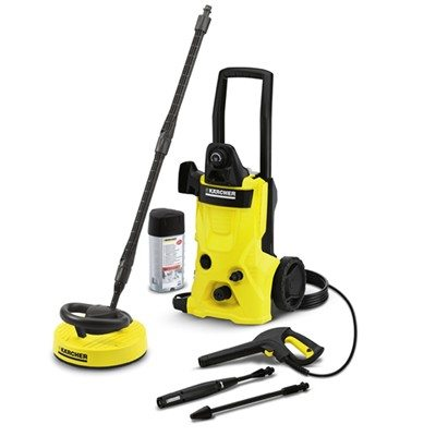 Discontinued Karcher K4 600 Pressure Washer Amp T250 Patio