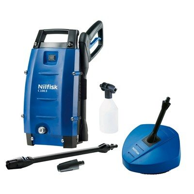 Nilfisk C100.5-5 & Compact Patio Cleaner
