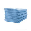 Microfibre Cloth - Lightweight (Blue) Pack of 5