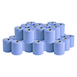 2 Ply Budget Centre Feed Towel Roll (Blue) - 5 Cases
