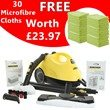 Karcher SC1020 Steam Cleaner Bundle