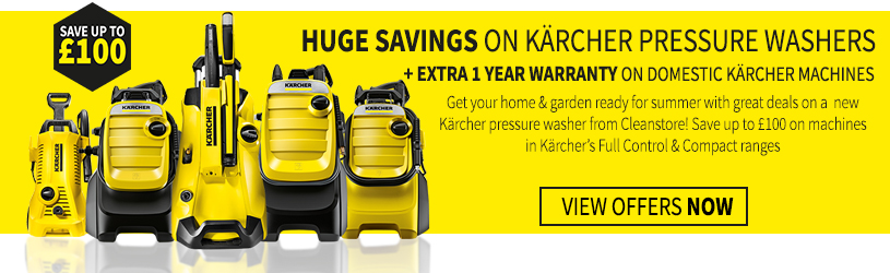 Karcher Savings