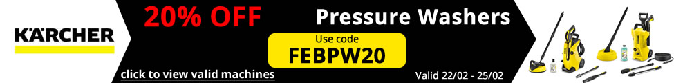 Karcher Pressure Washer Sale