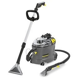 Karcher Puzzi 8/1 Extraction Cleaner with Carpet Wand