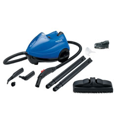 Nilfisk Steamtec 312 Steam Cleaner with Corner Brush