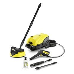 Karcher K4 Compact Home Pressure Washer Bundle