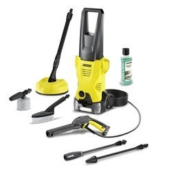 Karcher K2 Premium Home Platinum Pressure Washer Bundle