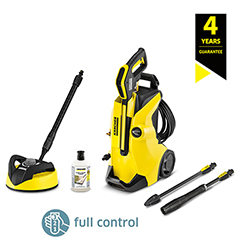 Karcher K4 Full Control Home Pressure Washer Bundle