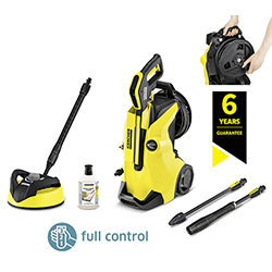 Karcher K4 Premium Full Control Home Pressure Washer Bundle