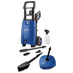 Nilfisk C120.6-6 X-tra Pressure Washer with Patio Cleaner & Wash Brush