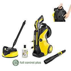 Karcher K5 Premium Full Control Plus Home Pressure Washer Bundle