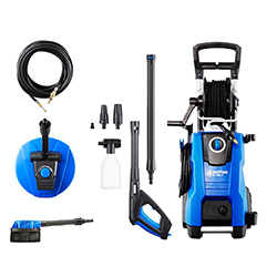 Nilfisk E160.1-10 H X-tra Pressure Washer with Home & Car Bundle