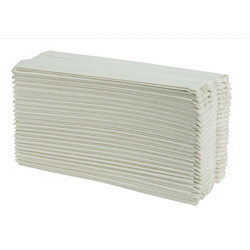 C Fold 2 Ply White Hand Towel