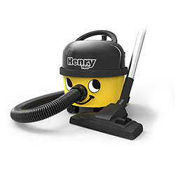 Numatic Henry HVR160 Vacuum Cleaner (Yellow)