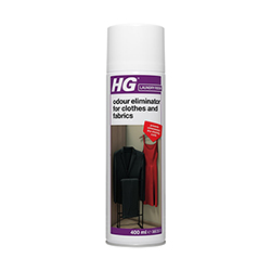 HG Textile Spray for all Unpleasant Smells at Source