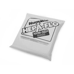 Numatic NVM-5BH Vacuum Bags - 356mm Dia Base - 400 Series