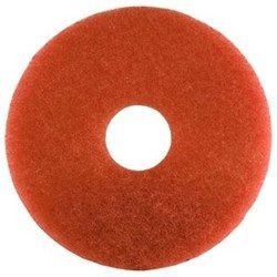 14 Inch Red Floor Pads