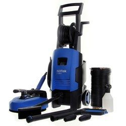 Nilfisk C120-5.6 X-tra Pressure Washer with Home Pressure Washer Kit