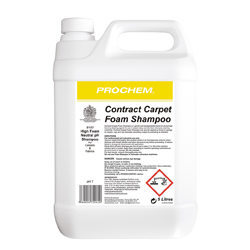 Prochem Contract Carpet Foam Shampoo