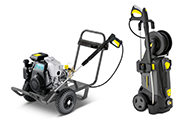 Karcher Commercial Pressure Washers