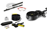 Karcher Accessory Kits and Adapters
