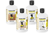 Karcher Domestic Buffer Chemicals