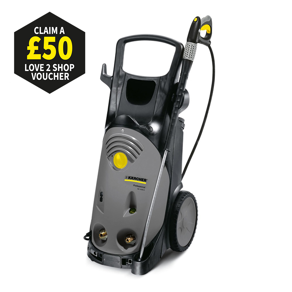 Karcher HD 10/25-4 S Plus Pressure Washer