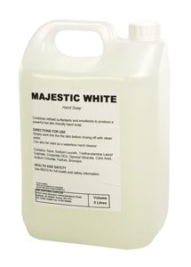 JMS Majestic White Luxury Soap