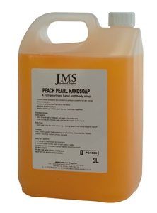 JMS PEACH SHOWER & BODY SHAMPOO